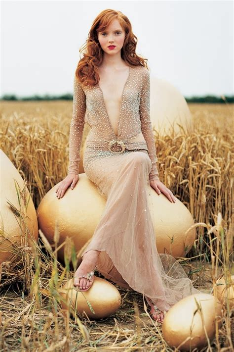 lily cole british vogue 17 best images about redzzz on pinterest red hair the