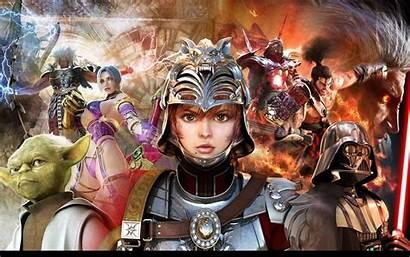 Calibur Soul Soulcalibur Characters Iv Female Wallpapers