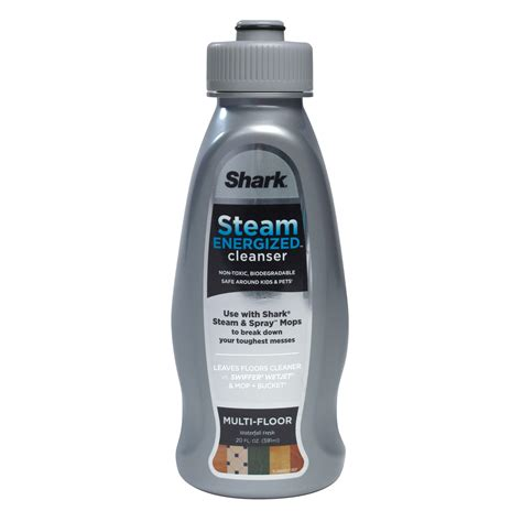Shark Steam Energized Cleanser Multi Floor by Shark Rbm200 Steam Energized Multi Floor Cleanser