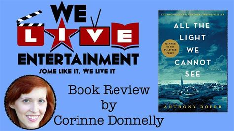 all the light we cannot see review all the light we cannot see by anthony doerr review by