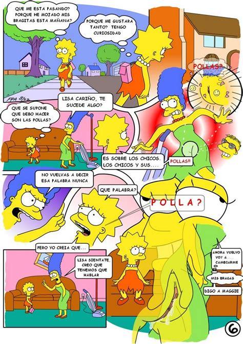 Lisa Lust La Perdicion De Lisa Simpsons