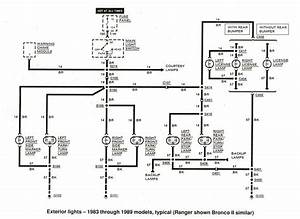 1990 Toyota 4runner Brake Light Wiring Diagram