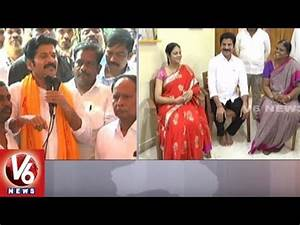 Revanth Reddy Emotional Speech After Quitting TDP ...