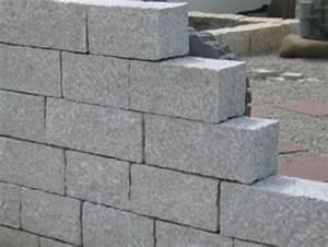 Granit Abdeckplatten Preis : hochwertige baustoffe mauerstein granit ~ Markanthonyermac.com Haus und Dekorationen