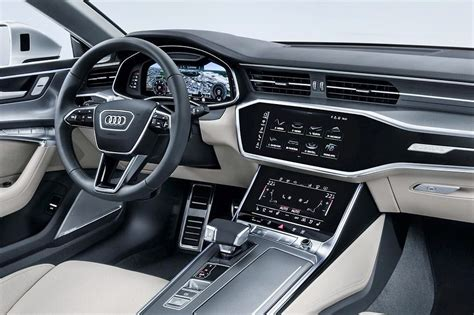 2019 Audi A7 Interior by 2018 Audi A7 Sportback Officially Unveiled Complete
