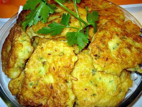 recette de galettes de morue pataniscas de bacalhau recette portugaise