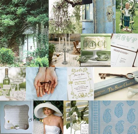 s vintage garden and blueberry bridal shower