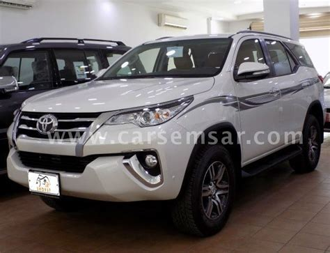 2019 Toyota Fortuner 2.7 For Sale In Qatar
