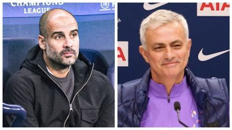 Pep Guardiola vs Jose Mourinho rivalry – head to head ...
