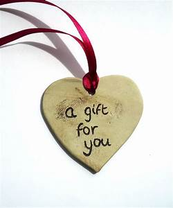 'a gift for you' ceramic tag - Charlotte Hupfield Ceramics