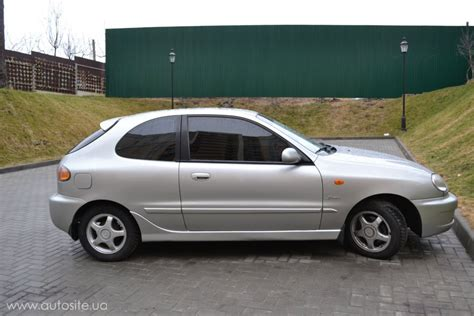 Продажа Daewoo Lanos Sport 2003 года 1.6 л, пробег 120 тыс