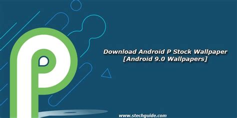 Download Android P Stock Wallpapers [android 90 Wallpapers]