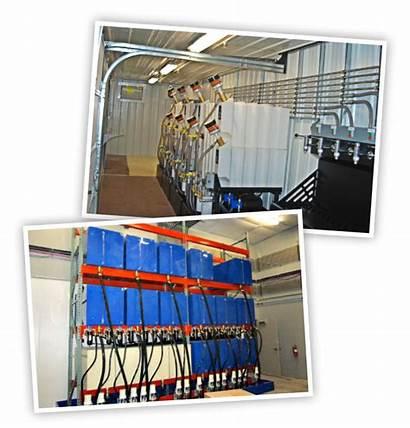 Storage Solutions Fluid Management Power Request Quote