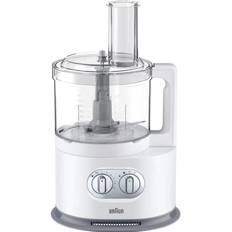 cuisine braun braun fp 5150 food processor white identitycollection