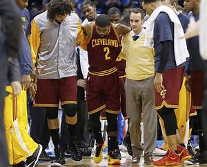 Kyrie Irving Was 'Really Scared' During Knee Injury vs Thunder