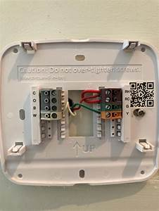 Smart Thermostat Install Troubles