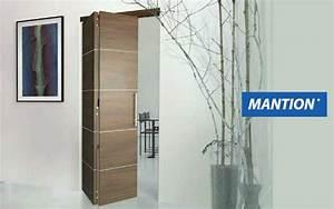 tendance porte de garage et bloc porte pliante interieur With porte de garage et porte classique intérieur
