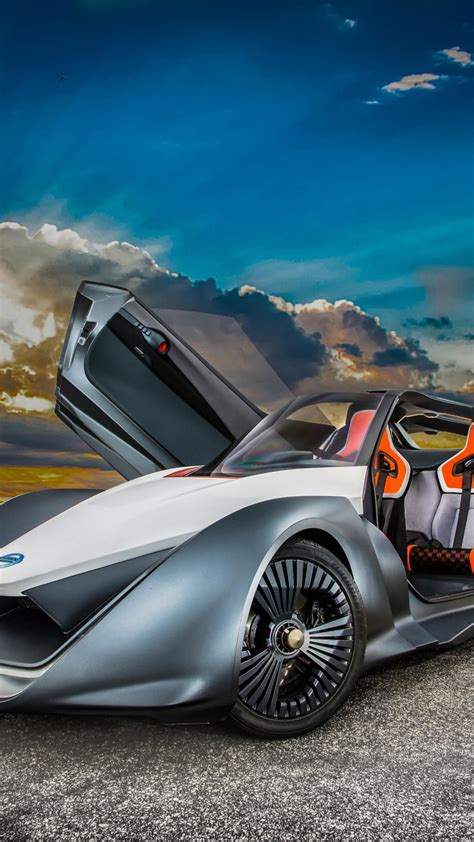 wallpaper nissan bladeglider sports car prototype