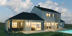 amenagement exterieur maison individuelle 4 maison With amenagement exterieur maison individuelle