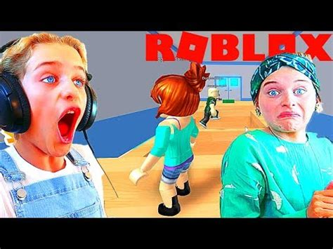 CAN'T BELIEVE MY SISTER DID THIS IN ROBLOX Escape the Obby ...