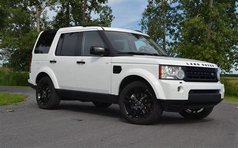 land rover lr4 blacked 2013 land rover lr4 a classic review the car guide