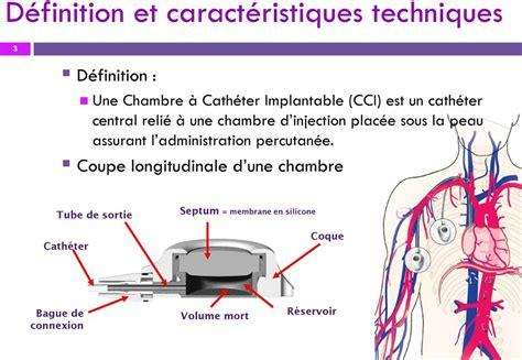 pression positive chambre implantable chambre a catheter implantable cci et accessoires