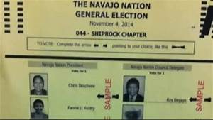 Navajo Nation elections