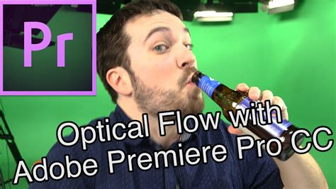 create smoother slow motion  adobe premiere pro