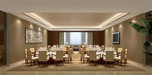 Small banquet hall interior design for Interior decoration for dining hall