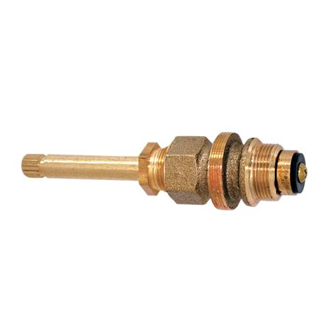 fixing moen kitchen faucet shop danco brass tub shower valve stem at lowes com