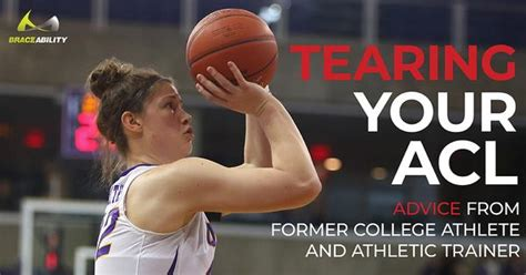 torn acl advice   college athlete  athletic