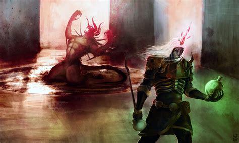 Diablo 2 Некромант (necromancer) описание класса