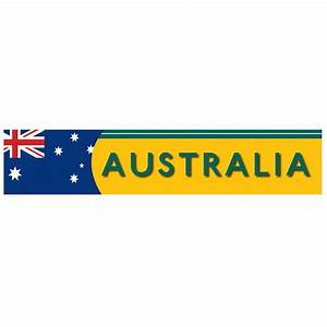Australia Bar Banner Rugby Decorations Peeks