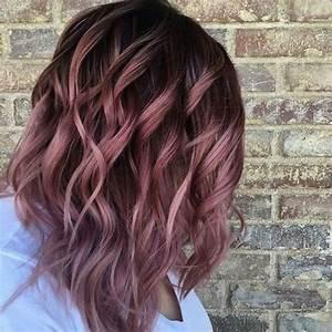 Ombré Hair Auburn : ombre hair for 2017 140 glamorous ombre hair color ideas hairstyles ~ Dode.kayakingforconservation.com Idées de Décoration
