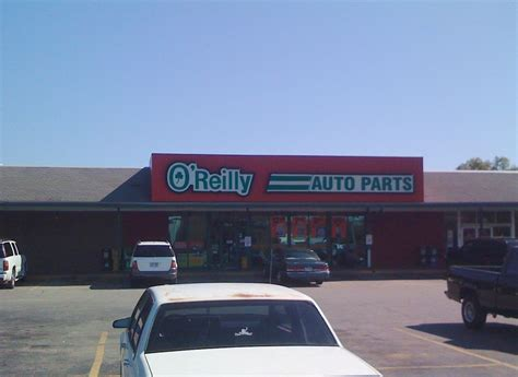 O'reilly Auto Parts, Fayetteville Arkansas (ar