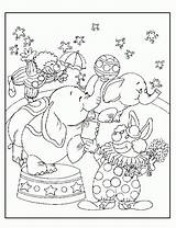 Coloring Circus Printable Pages Carnival Sheet Print Animals Fair Jojo Template Clip Food Getcoloringpages sketch template
