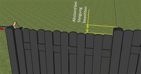 Garten Sichtschutz Montieren by Sichtschutzzaun Montieren 10 Min Liebe Zum Garten