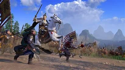 Kingdoms Three Total War Characters Faction