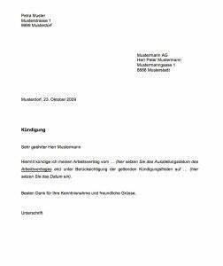 Wohnung Kündigen Per Email : vorlage k ndigung muster und vorlagen pinterest ~ Lizthompson.info Haus und Dekorationen