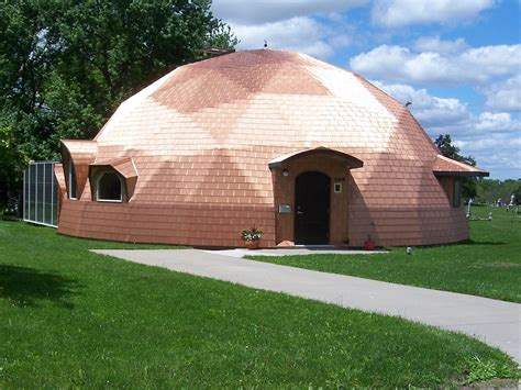 Superinsulated Geodesic Dome