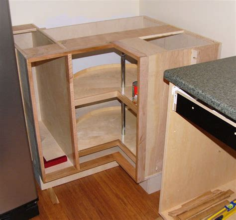 How To Build A Corner Cabinet With Doors - sizing and corner cabinet doors by kevinblair