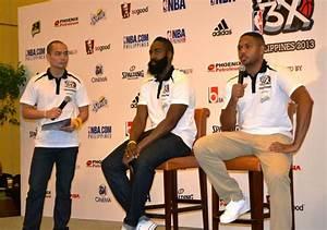 James Harden, Eric Gordon, Indiana Pacemates join NBA 3X ...