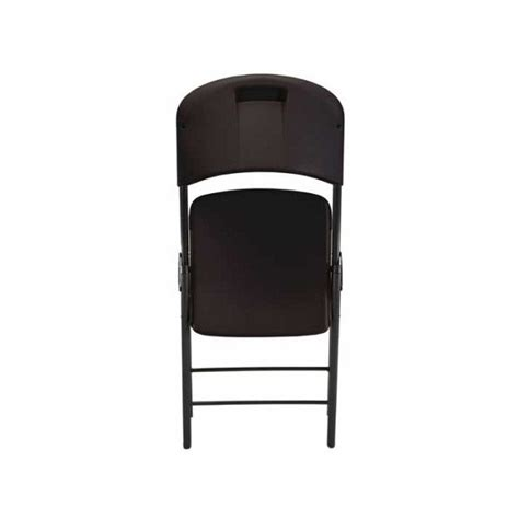 lifetime 4 pack commercial contoured folding chairs