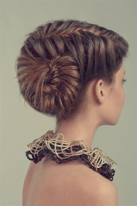 Pretty Updo Hairstyles by 50 Braided Hairstyles For Hair