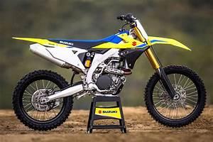 Moto Cross Suzuki : motocross suzuki rm z 450 2018 ~ Louise-bijoux.com Idées de Décoration