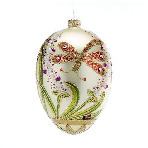 garden lover s secret garden egg christmas ornament gump s