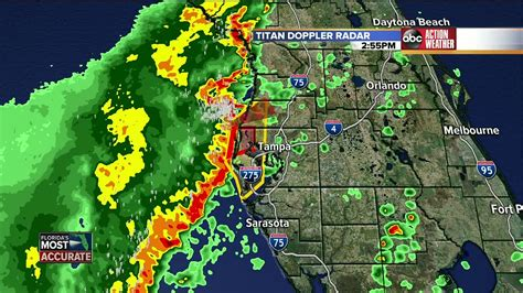 At Least Four Tornadoes Touched Down In Tampa Bay Area On