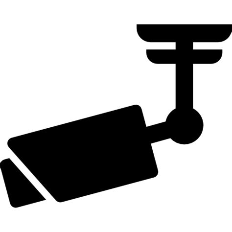 cctv security free technology icons