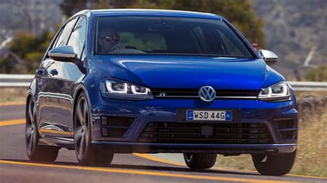 Golf R Road Test by Volkswagen Golf R 2014 Review Road Test Carsguide