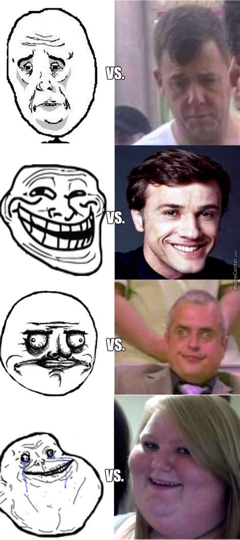 Meme Vs Meme - meme original vs rage comic by cernaev95 meme center